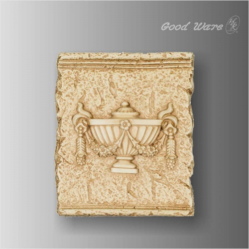 Polyurethane carved wall panels decorative moldings