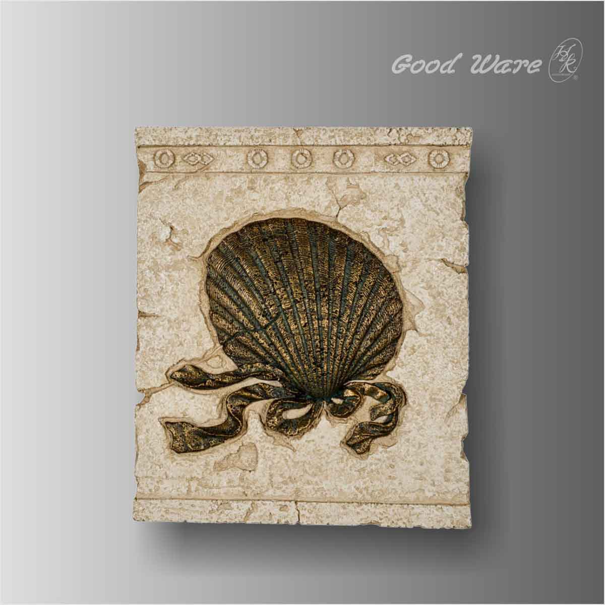 Decorative shell indoor wall panels for sale