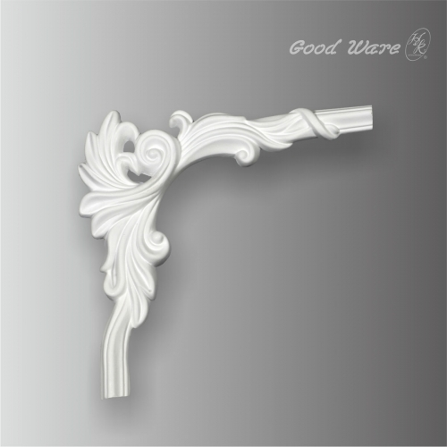HK-0110A/L Decorative panel molding corner for wall