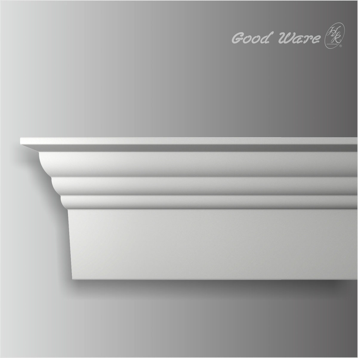 Buy crown moulding on H&K Goodware