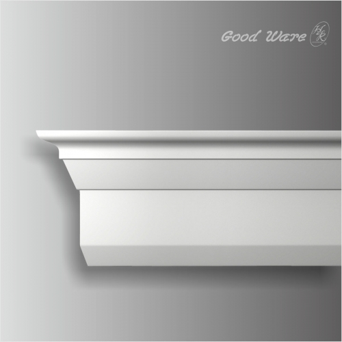 PU classic cornice crown moulding bedroom