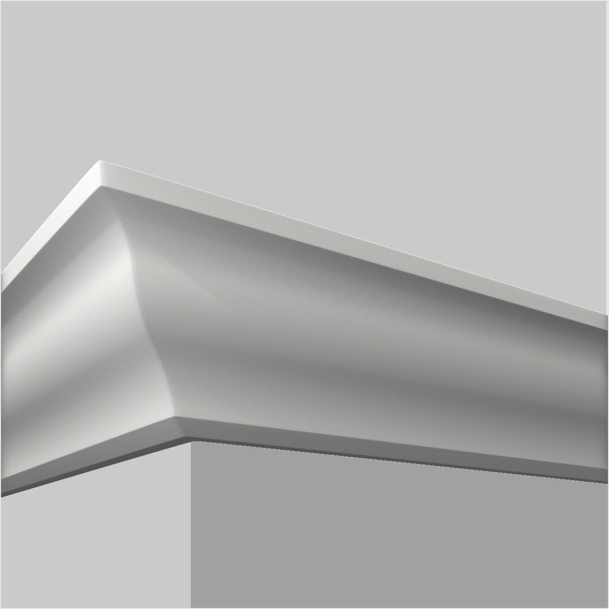 Plain Smooth Crown Moulding