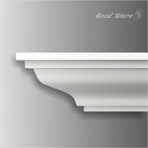 polyurethane plain small crown molding