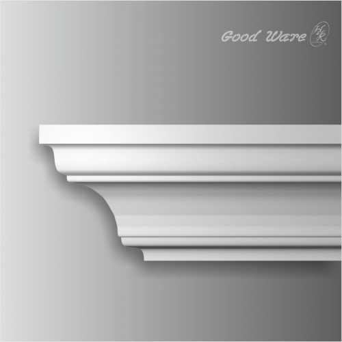 polyurethane bathroom crown molding