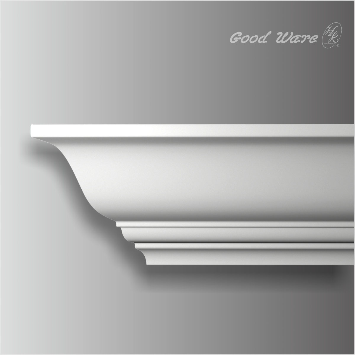 polyurethane contemporary trim moulding
