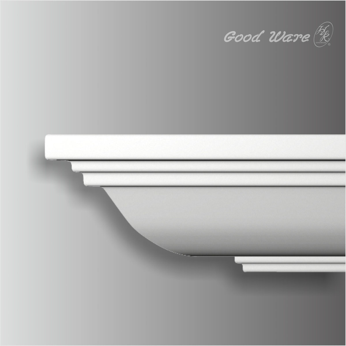 white crown moulding cabinets trim for sale