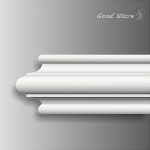 Polyurethane corner molding trim for sale