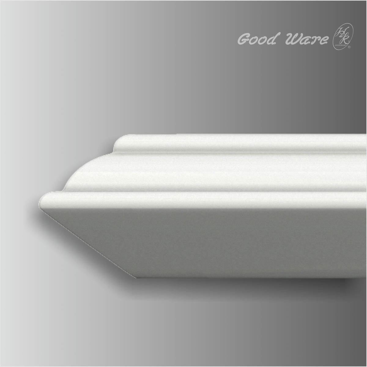 Polyurethane corner wall molding for sale