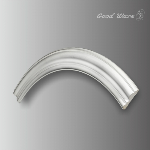 Polyurethane architectural rings design for ceiling