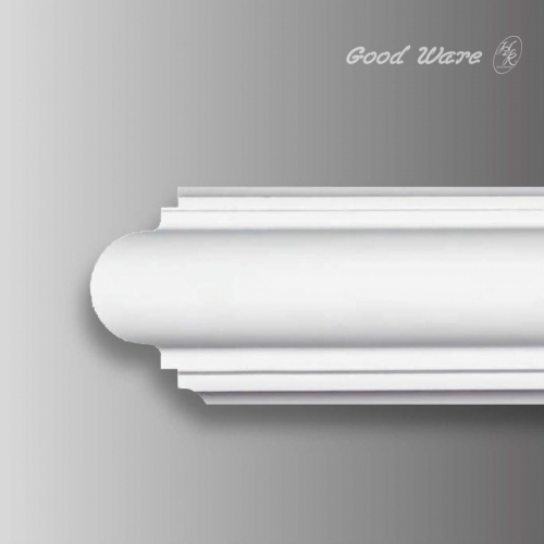 Decorative flexible cornice crown molding
