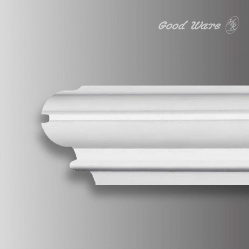 Decorative flexible corner molding trim