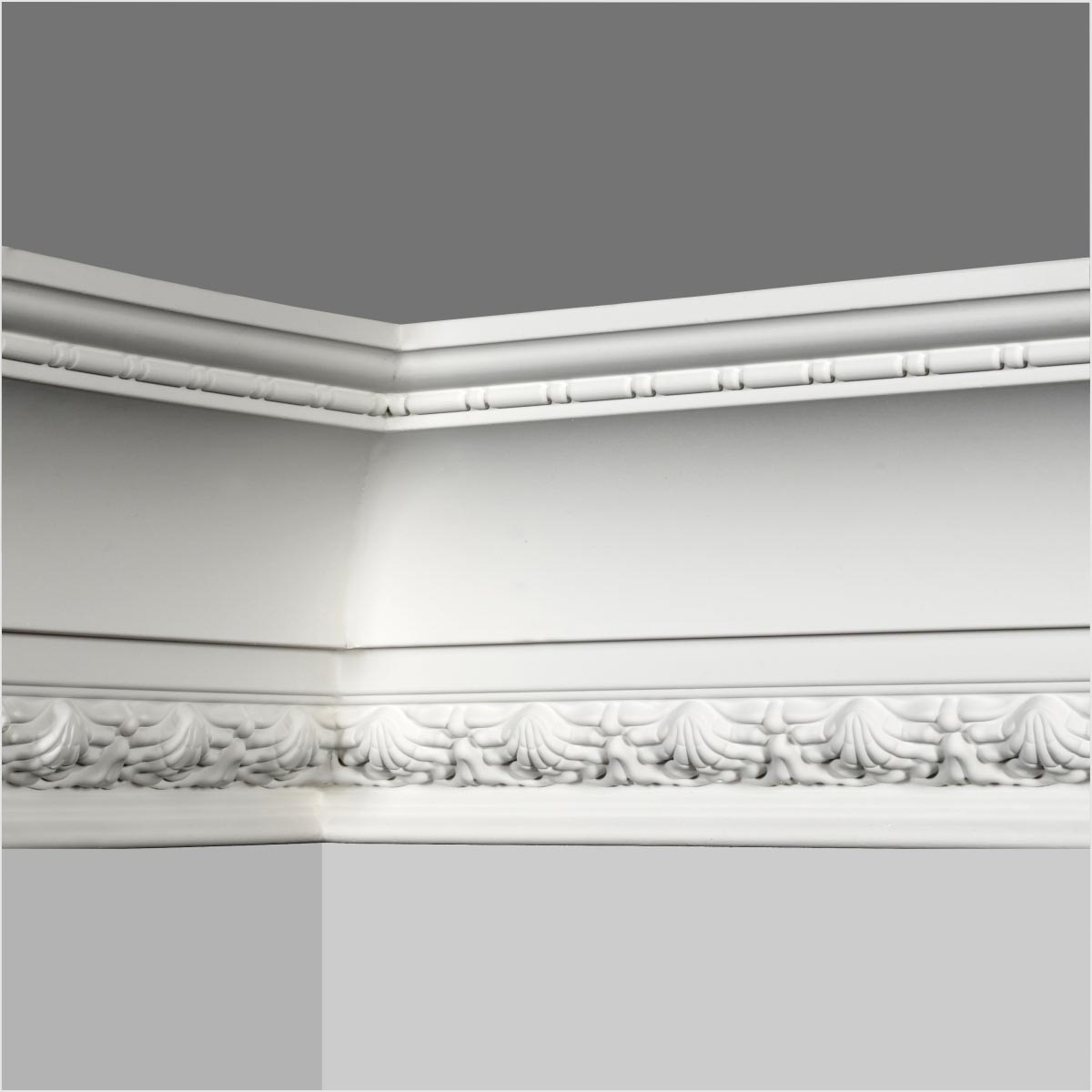 Polyurethane ceiling decorative molding