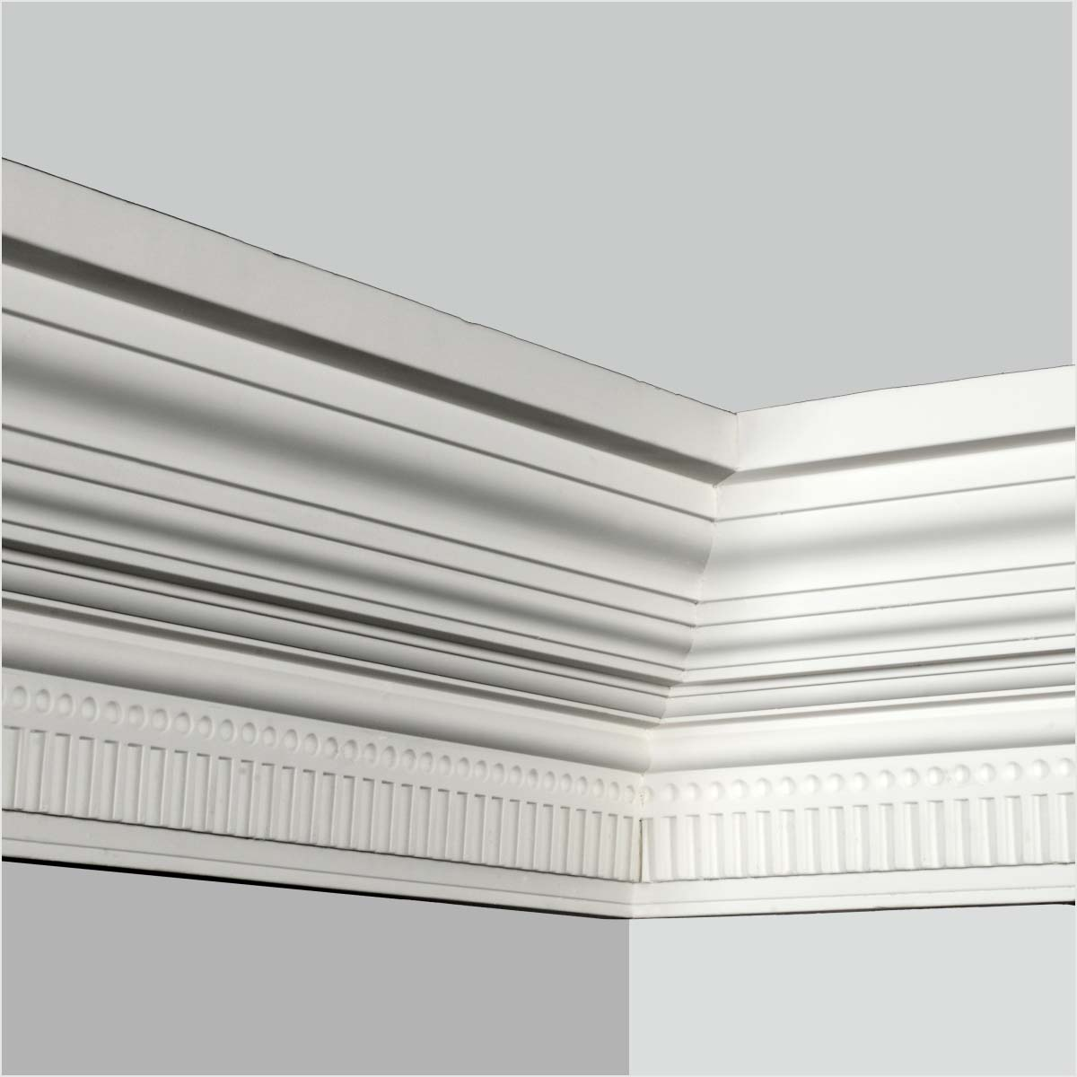 Decorative large crown molding for sale