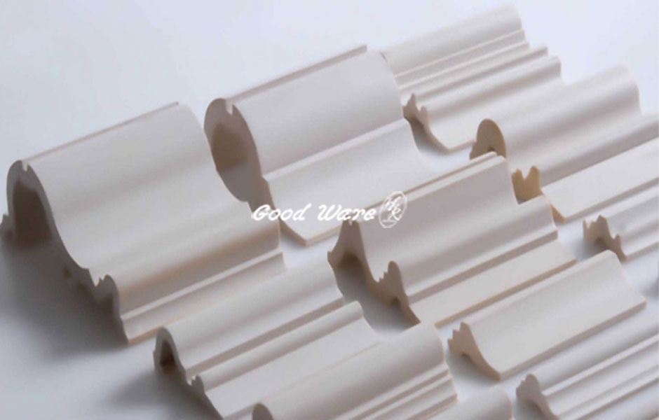 The functions and uses of flexible moulding