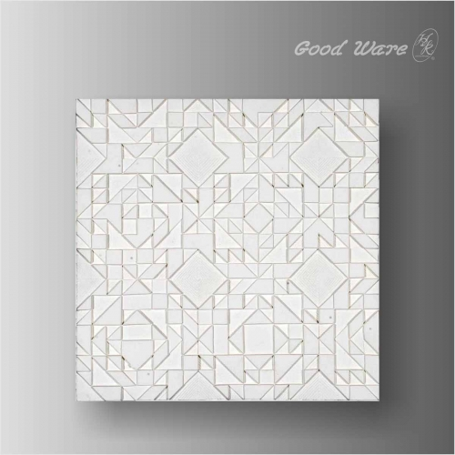 Polyurethane white interior wall cladding for sale