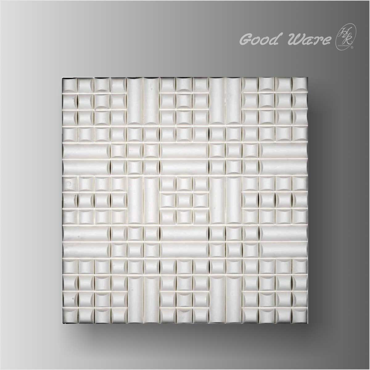 Polyurethane white wall cladding for sale