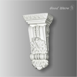 WB-6108S Small egg and dart corbel moulding for sale