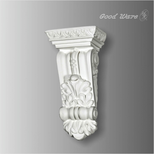 Decorative corbels victorian brackets and corbels for Architectural corbels and brackets