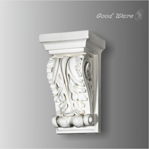 Polyurethane decorative victorian brackets