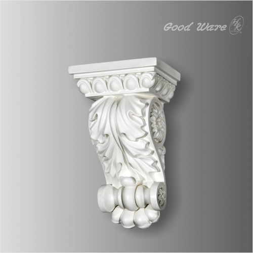 acanthus egg and dart brackets and corbels