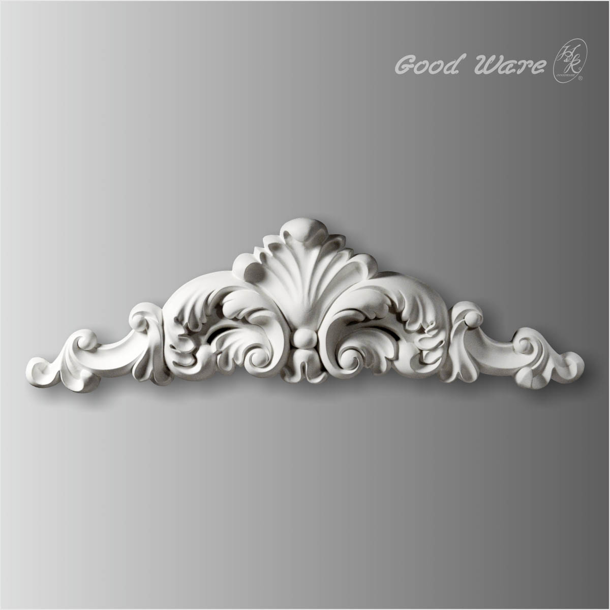 Decorative polyurethane trim pieces