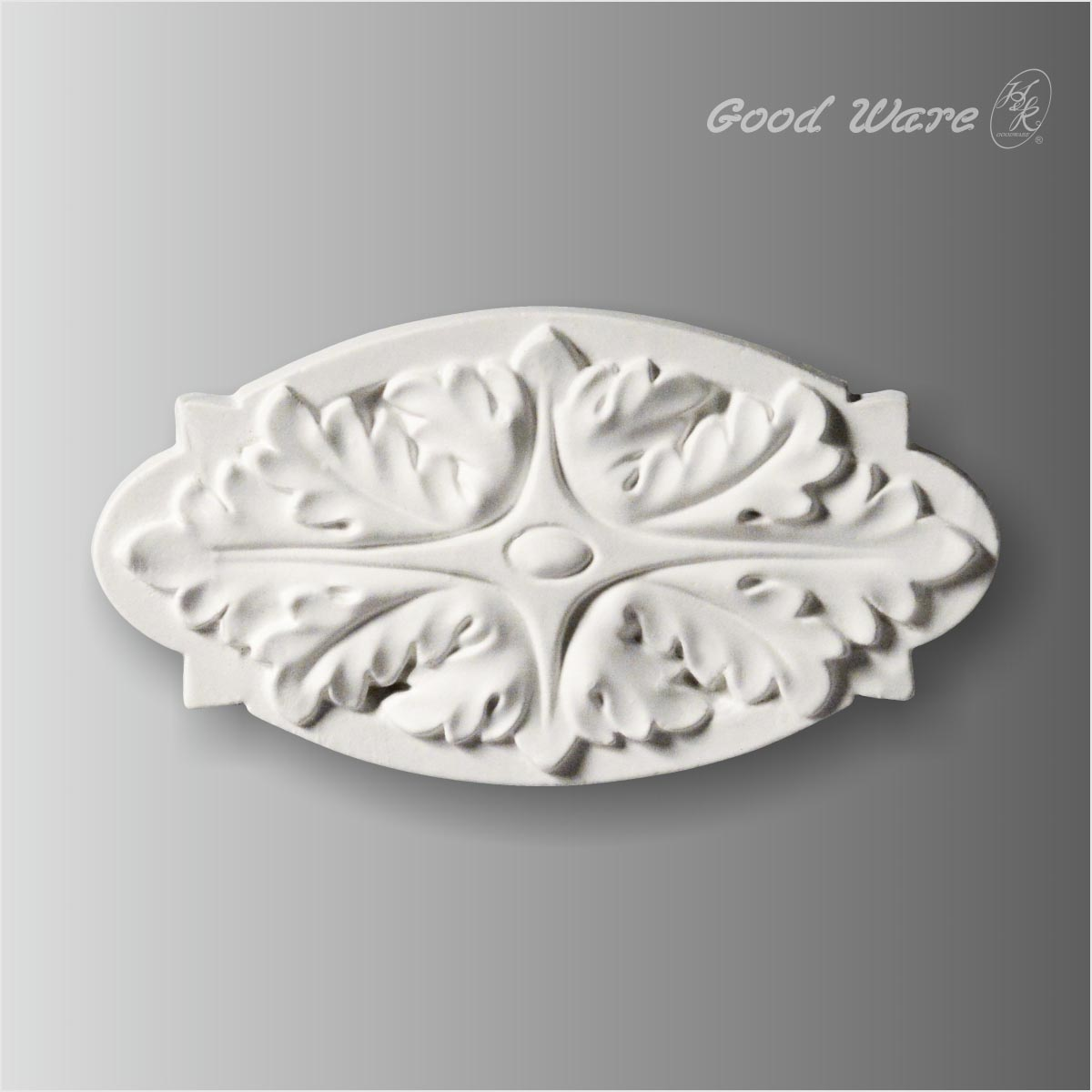 Decorative pu pieces for cabinets