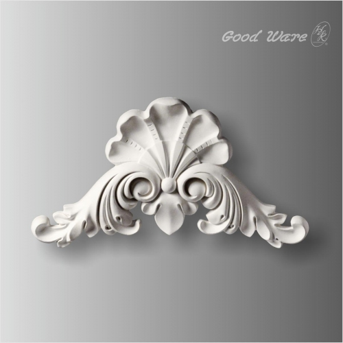 Ornate polyurethane appliques for sale