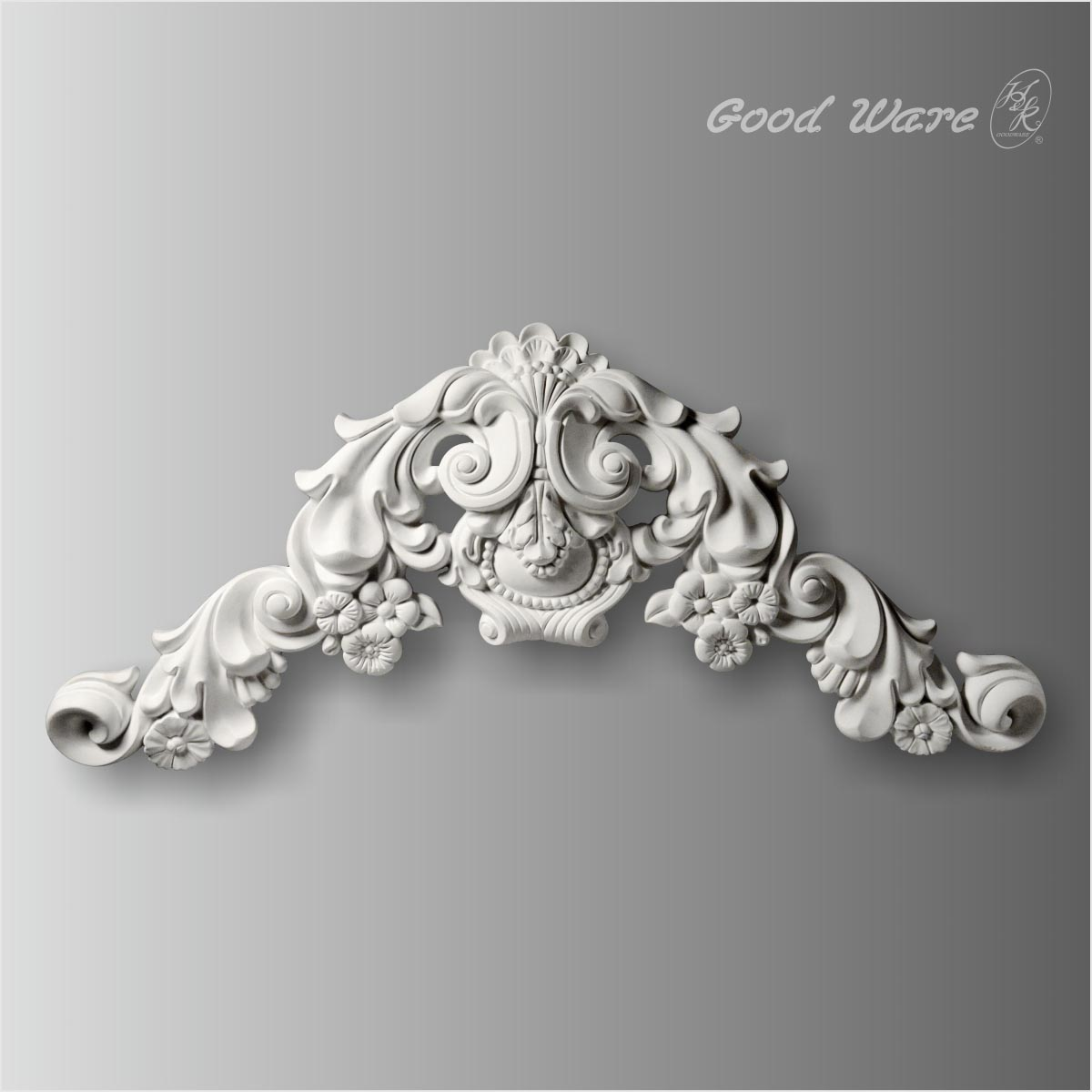 Large Polyurethane Wall Art Appliques