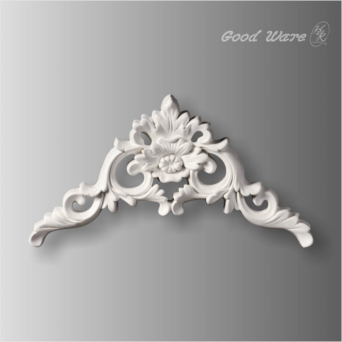 Wall art home decor appliques and onlays