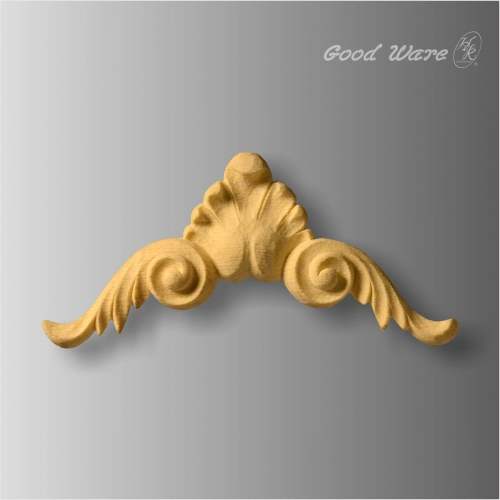 Polyurethane decorative mouldings for furniture