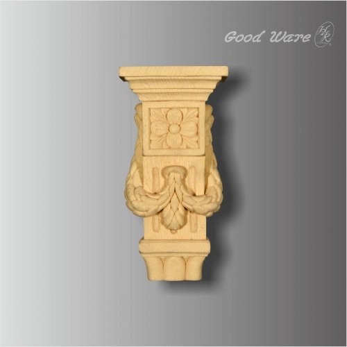 Faux wood decorative island corbels for sale