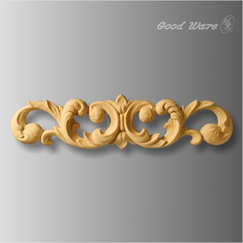 Faux wood overlays appliques for sale