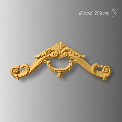 Faux wood architectural carving onlays for sale