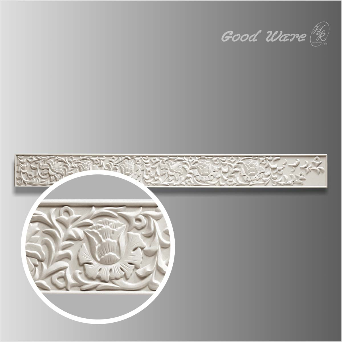 Decorative interior wall covering panels
