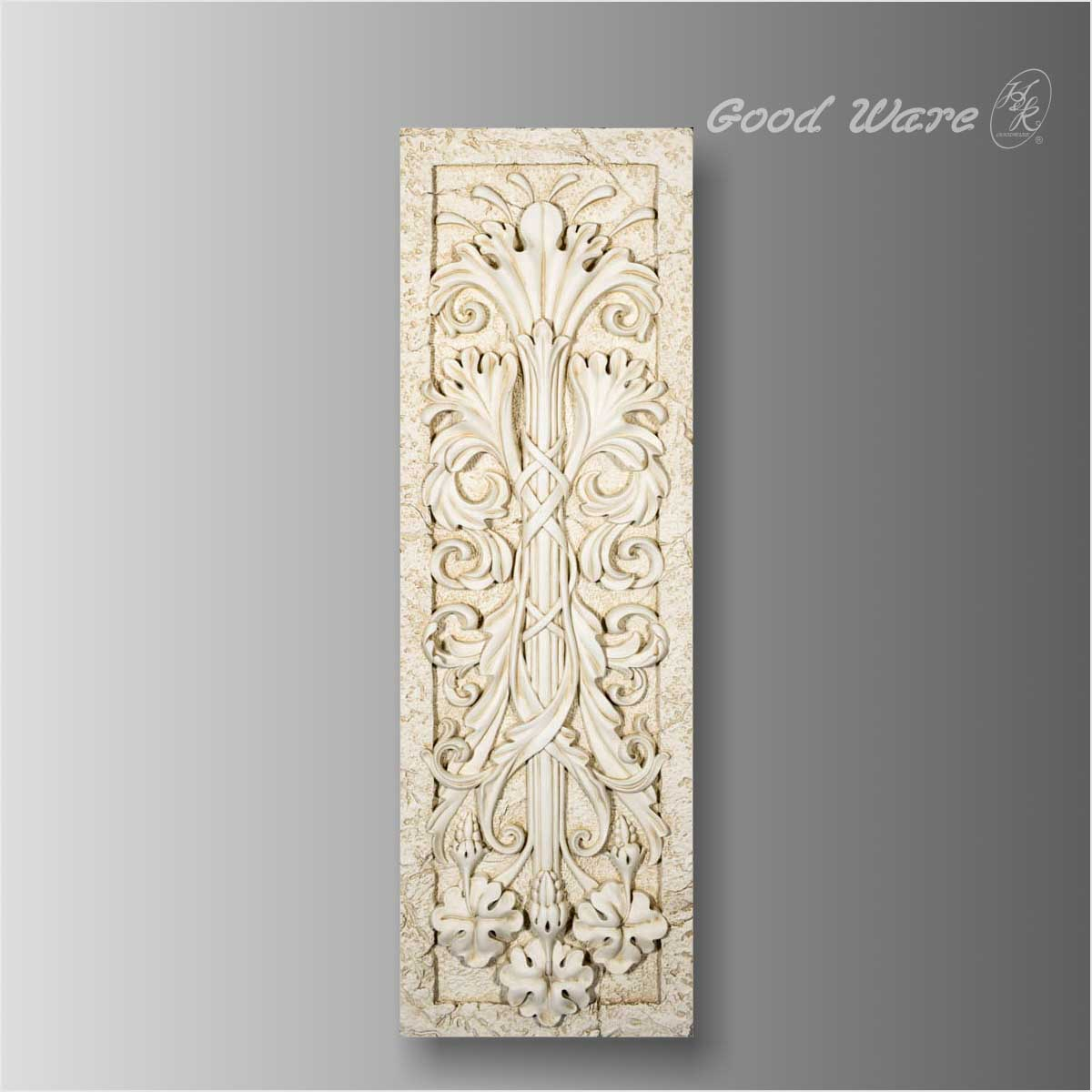 Polyurethane carved wall panel for sale