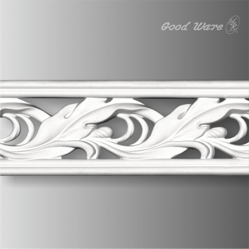 Pierced frieze moldings and trim for sale