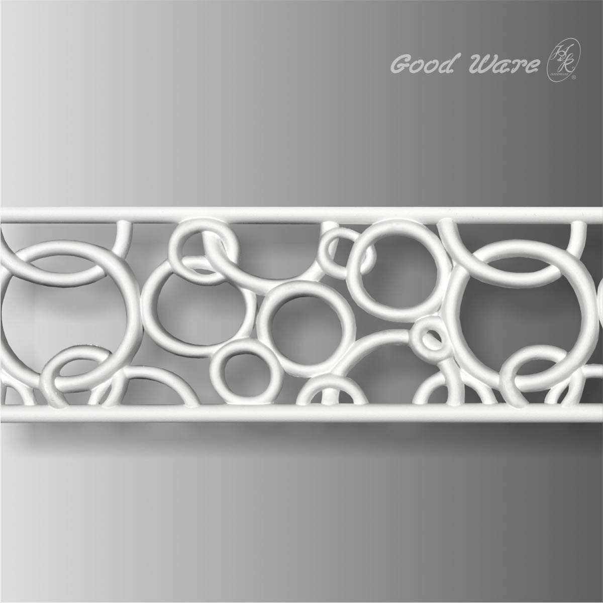 Polyurethane decorative pierced molding for sale