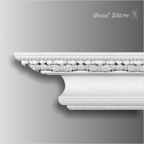 Victorian pu large crown molding