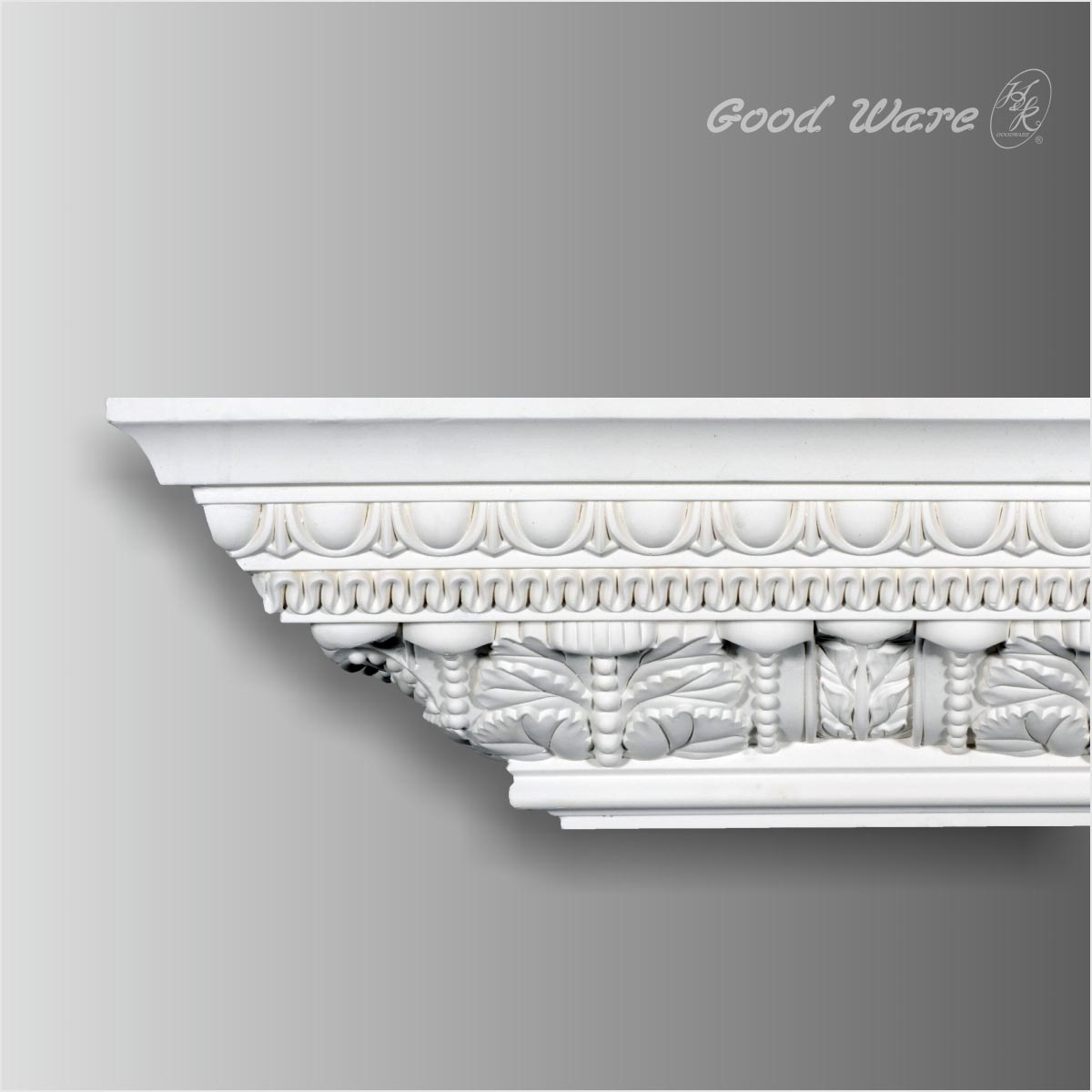 georgian crown molding